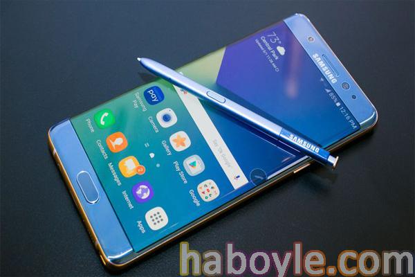 Samsung Galaxy Note 7 için kullanıcılarından özür diledi