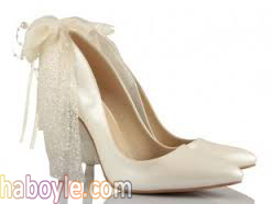 gelinlik ayakkabı modeli, gösterişli ayakkabı modelleri, Gelin ayakkabısı