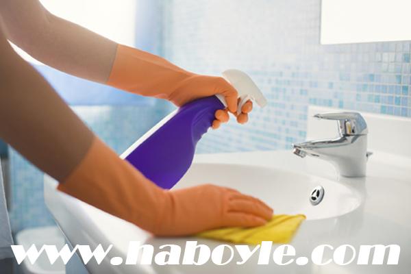 banyo temizliğinde olması gerekenler, banyo nasıl temizlenmeli, banyo temizliğinde neler önemli