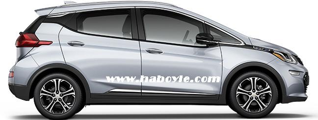 Elektrikli otomobiller nasıl çalışır, Elektrikli otomobil nedir, Elektrikli otomobil Chevrolet Bolt