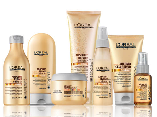 LOREAL ABSOLUT CELLULAR POWERDOSE BAKIM KÜRÜ UYGULAMASI