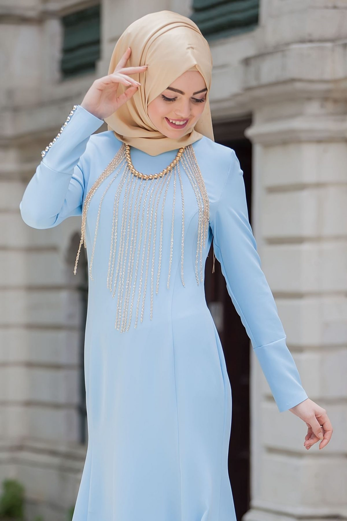70652bfe6e414 Bayanların Yeni Giyim Modası Tesettür – HaBöyle   Yaşam Rehberiniz