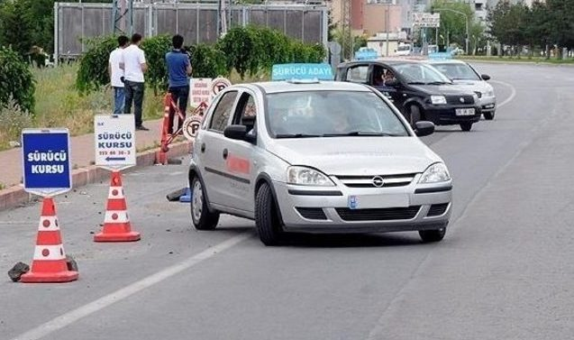 Bağcılar Sürücü Kursu İstanbul