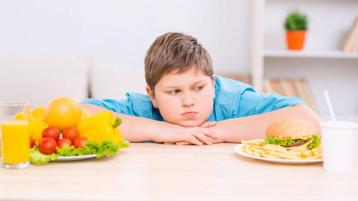 Çocuklarda Obezite Görülür Mü