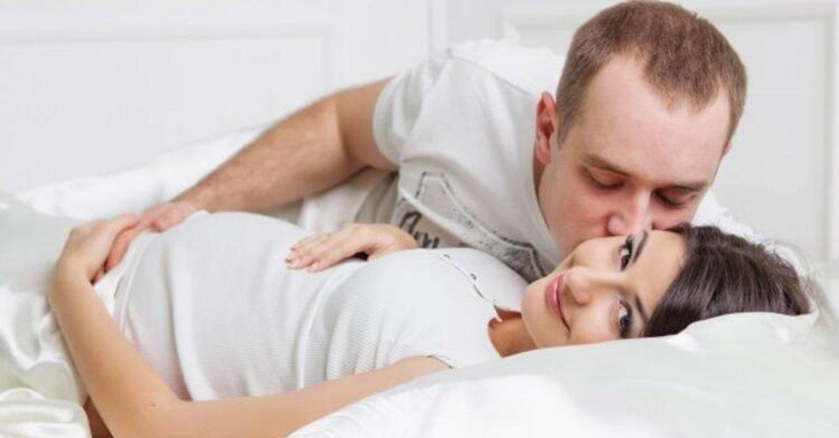 Gebelikte Cinsel İlişkiye Girmek